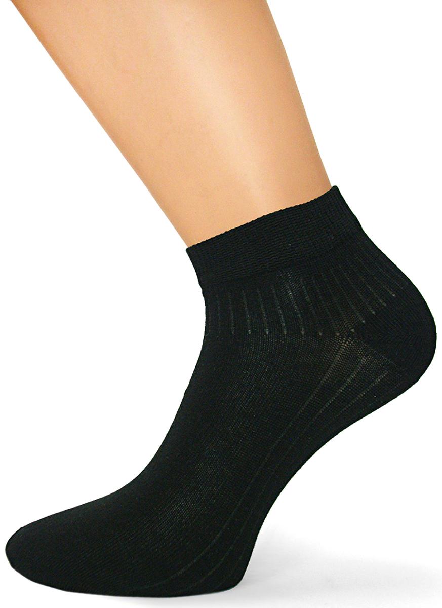 Носки мужские Touch Gold, цвет: черный. 023. Размер 25/27023Носки предусмотрены для занятий спортом! Удобны и не теряют свою форму после многократных стирок.
