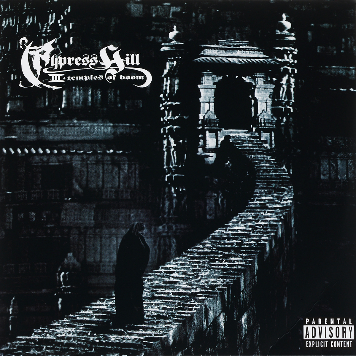 Cypress Hill Cypress Hill. III (Temples Of Boom) (2 LP) худи print bar cypress hill