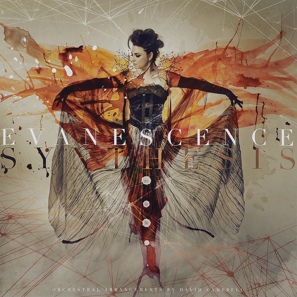 Evanescence Evanescence. Synthesis (2 LP + CD) evanescence – synthesis deluxe edition cd dvd