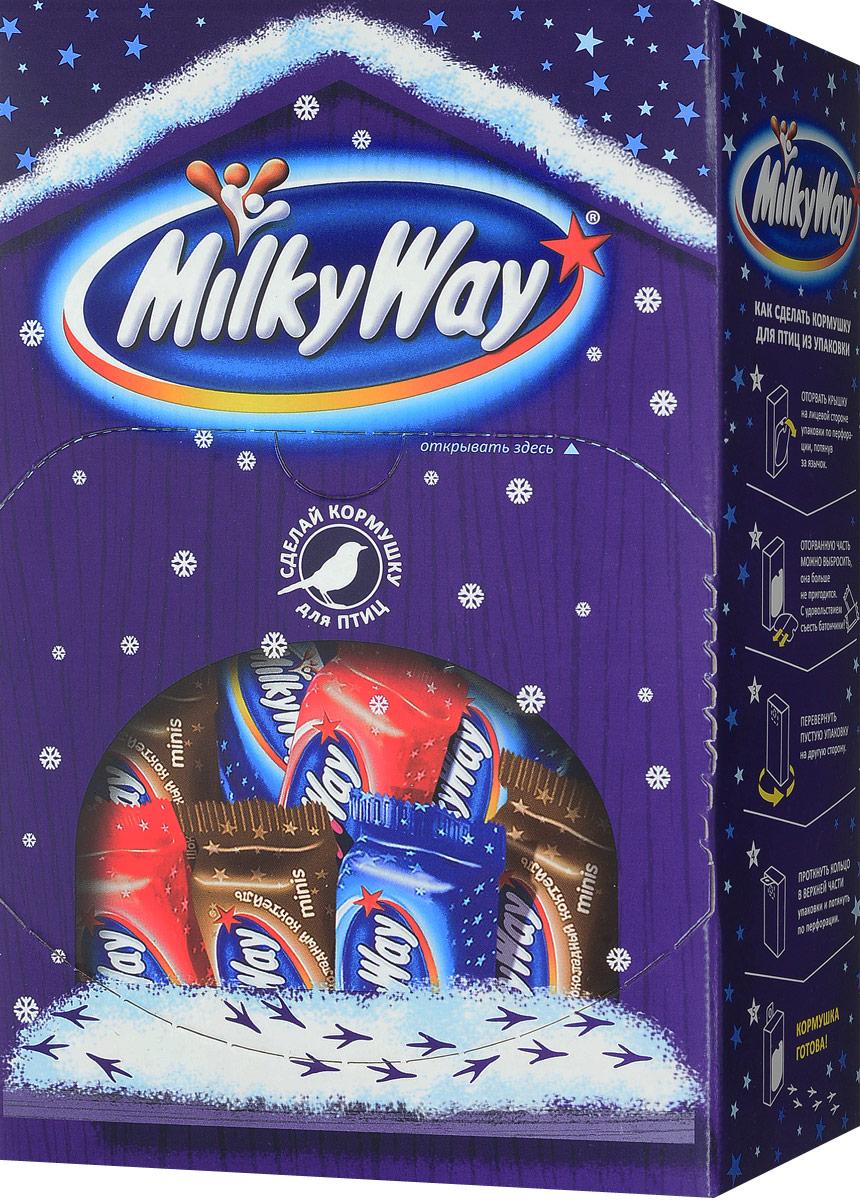 Milky Way Кормушка подарочный набор, 584 г вкусный подарочный набор