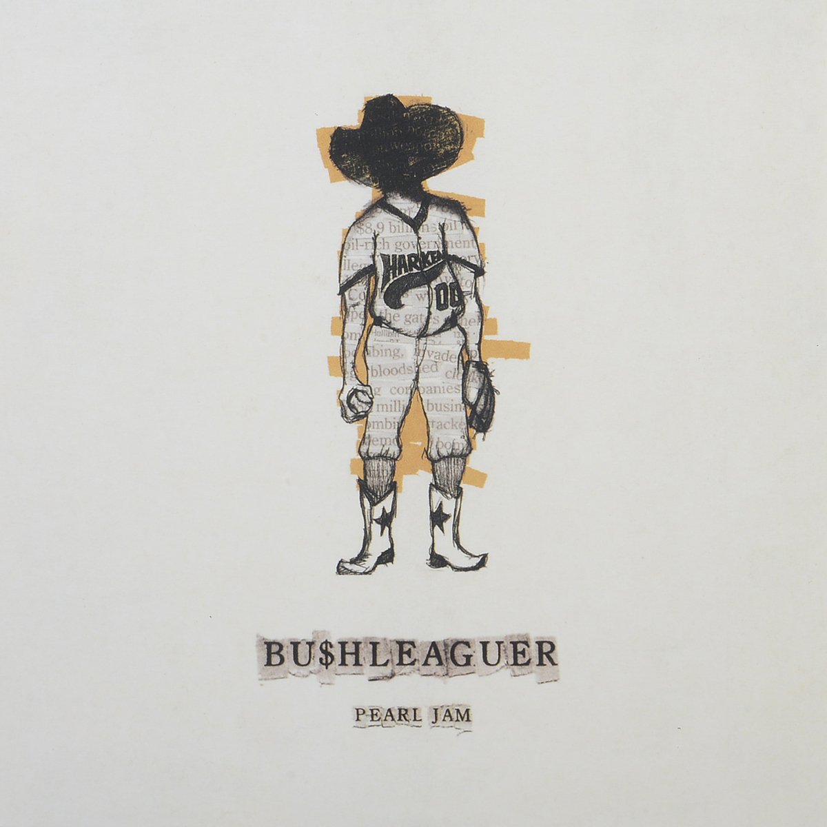 Pearl Jam Pearl Jam. Bu$hleaguer / Love Boat Captain (LP) the jam the jam all mod cons lp