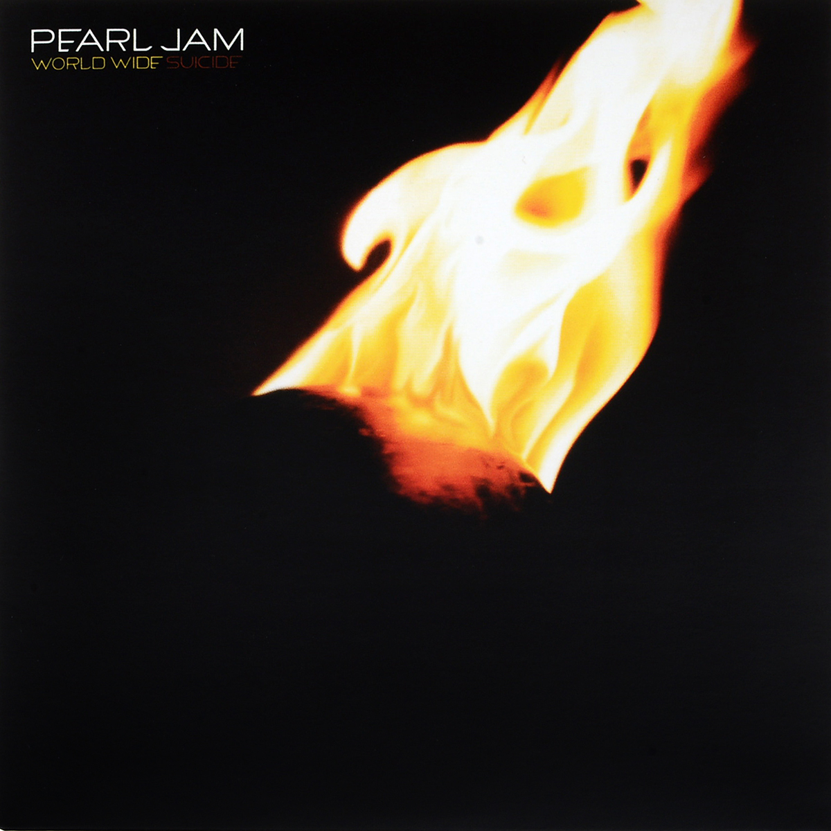 Pearl Jam Pearl Jam. World Wide Suicide / Life Wasted (LP)