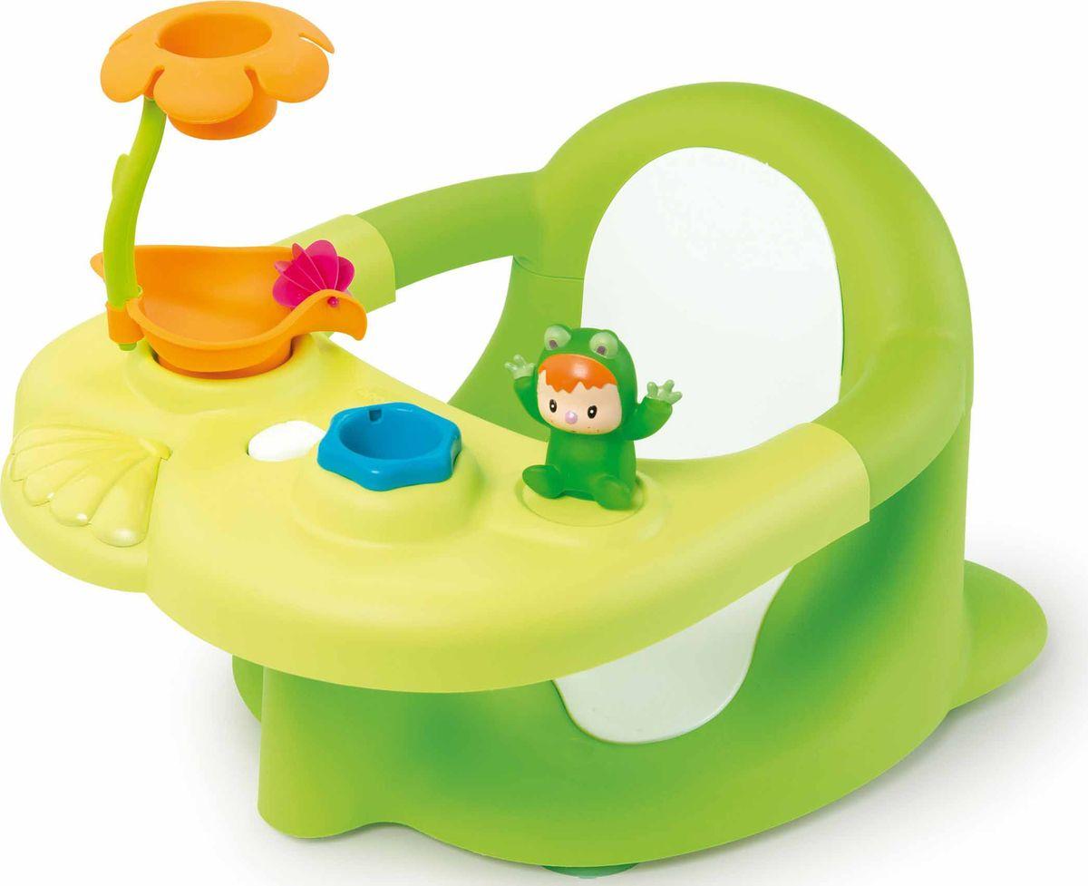 Smoby Стульчик-сидение для ванной цвет зеленый - Все для купания
