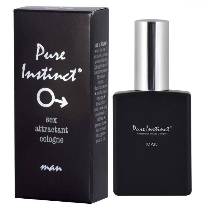 Max4Men Мужские духи с феромонами Pure Instinct Man, 30 млJEL4500-01Мужественный насыщенный аромат качественных духов, созданных американскими профессионалами, призван смешиваться с химией тела мужчины, стимулировать выработку собственных феромонов. Дерзкий, пряный, мужской запах пробуждает сексуальное желание. Для наибольшего эффекта наносите духи на пульсирующие точки - запястья, шею. Насыщенные духи достаточно наносить 1 раз в день. Не содержат парабенов.Краткий гид по парфюмерии: виды, ноты, ароматы, советы по выбору. Статья OZON Гид