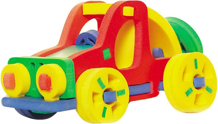 Бомик Мягкий конструктор Автомобиль конструкторы бомик развивающая игрушка конструктор пирамиды