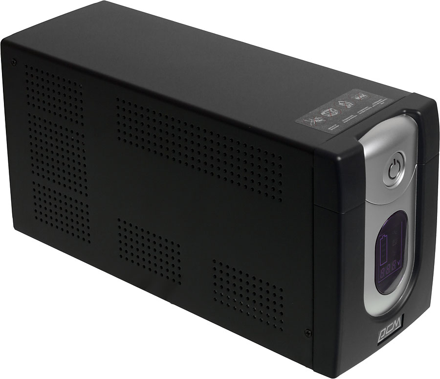 Powercom Imperial IMD-1200AP линейно-интерактивный ИБП - Источники бесперебойного питания (UPS)