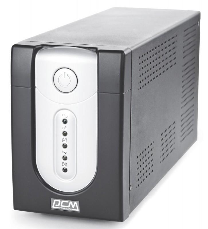 Powercom Imperial IMP-1200AP линейно-интерактивный ИБП - Источники бесперебойного питания (UPS)