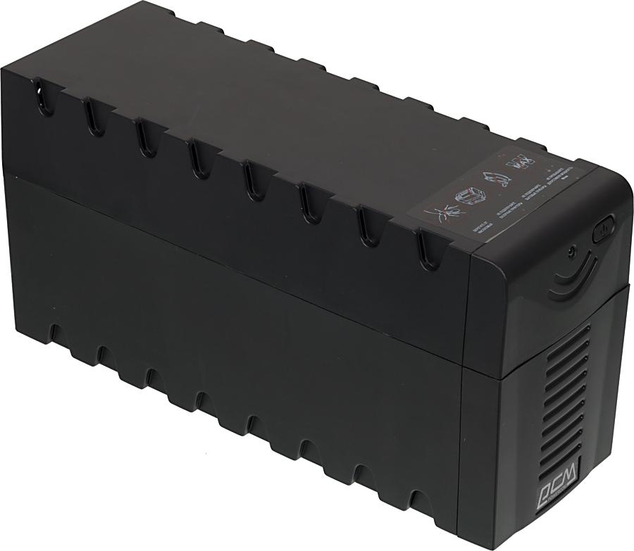 Powercom Raptor RPT-1000A линейно-интерактивный ИБП - Источники бесперебойного питания (UPS)