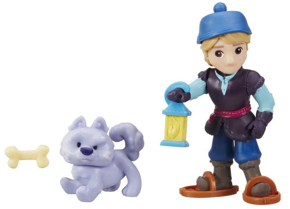 Disney Frozen Мини-кукла Kristoff's Winter Adventures фигурки игрушки disney frozen фигурка игрушка
