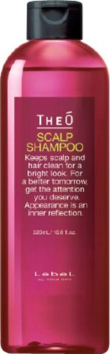 Lebel TheO Scalp Shampoo Многофункциональный шампунь, 320 мл1085лпОбеспечивает эффективное очищение кожи головыПредотвращает выпадение и поредение волосОбладает охлаждающим эффектомМожет применяться как гель для душаПодходит для ухода за бородойИмеет благородный парфюмерный ароматСодержит: экстракт морских водорослей, экстракт черного имбиря, экстракт корня бамбука, экстракт ремании, экстракт семян сои, экстракт тамариска, зеленый чай, тимолОбъем: 320 мл