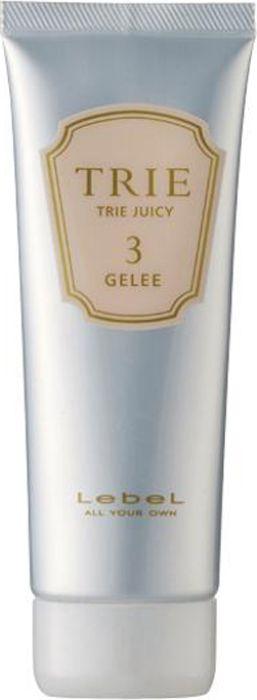Lebel Trie Juicy Gelee 3 Гель-блеск для укладки волос, 80 г2411лпПодходит для всех типов волос. Незаменим при создании мужских укладок - быстро, просто и надежно. Идеальное решение для текстурирования, объемной сильной фиксации, создания выраженных акцентов.Содержит: глицерин, диглицерин, увлажняющий 3-компонентный гидрокомплекс, полимер с антигравитационным эффектом, масло пенника лугового, платина, WaterShine Complex.Объем: 80 гр