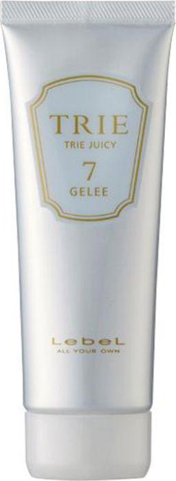 Lebel Trie Juicy Gelee 7 Гель-блеск для укладки волос сильной фиксации, 80 г2428лпПодходит для всех типов волос. Незаменим при создании мужских укладок - быстро, просто и надежно. Идеальное решение для текстурирования, объемной сильной фиксации, создания выраженных акцентов.Содержит: глицерин, диглицерин, увлажняющий 3-компонентный гидрокомплекс, полимер с антигравитационным эффектом, масло пенника лугового, платина, WaterShine Complex.Объем: 80 гр