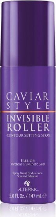 Alterna Caviar Style Invisible Roller Contour Setting Spray Спрей для создания локонов Как на бигуди, 147 мл alterna спрей для создания локонов как на бигуди caviar style invisible roller contour setting spray 147 мл