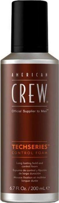 American Crew Control Foam Пена для контроля укладки сильной фиксации, 200 мл
