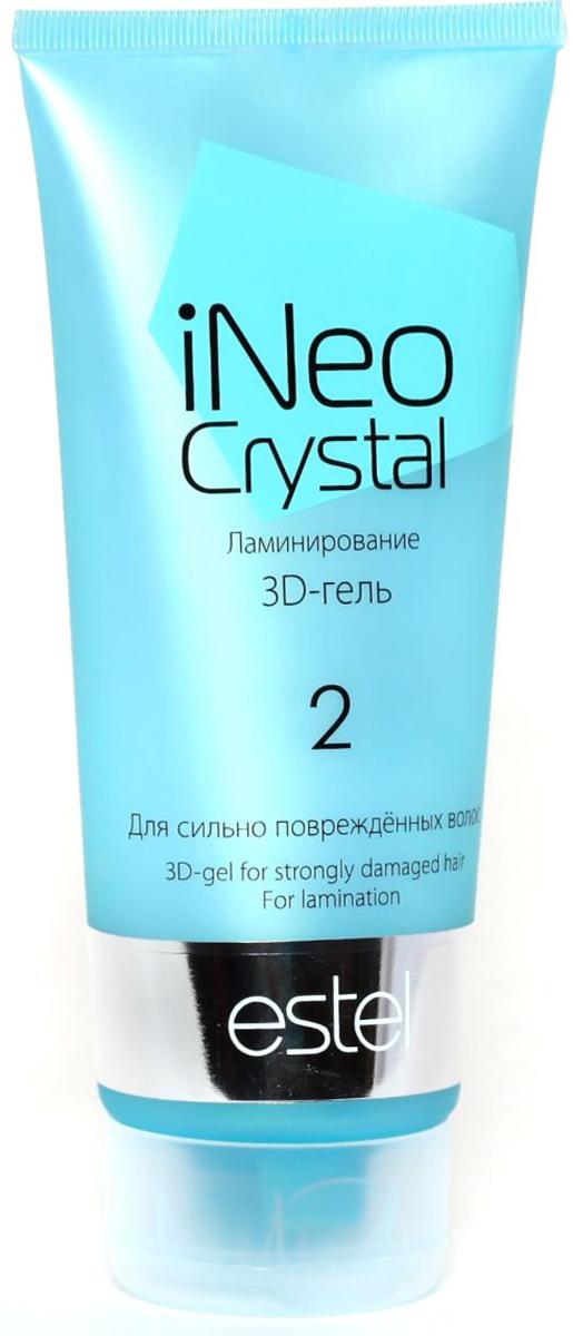 Estel iNeo-Crystal 3D-гель для сильно поврежденных волос, 200 млCR.2Формирует на поверхности волоса тонкую, прозрачную, воздухопроницаемую пленку, которая восстанавливает поврежденную поверхность волос, запечатывает чешуйки, предохраняет волосы от механических повреждений и вредного воздействия окружающей среды. Результат: Роскошные, гладкие, блестящие волосыСохранение яркости и насыщенности цвета окрашенных волос.Применяется в комплексе с двухфазным лосьоном-закрепителем iNeo-Crystal. Объем: 200 мл