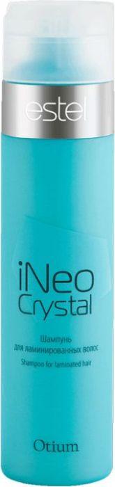 Estel Otium iNeo-Crystal Шампунь для ламинированных волос, 250 мл estel prima blonde блеск шампунь для светлых волос 250 мл