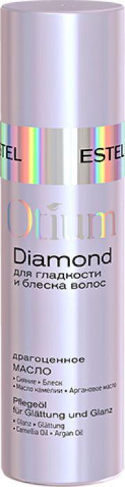 Estel Otium Diamond Драгоценное масло для гладкости и блеска волос, 100 млOTM.27Драгоценное масло Estel из серии OTM DIAMOND — отличный вариант для дополнительного ухода за сухими, безжизненными волосами, которые пострадали в результате применения термоинструментов или красителей. В составе сочетание ценных масел. Масло макадамии дарит прядям зеркальное сияние, масло арганы восстанавливает естественный блеск. Масло камелии оказывает питательное, разглаживающее действие, увлажняет волосы, делает их гладкими и шелковистыми. Объем: 100 мл