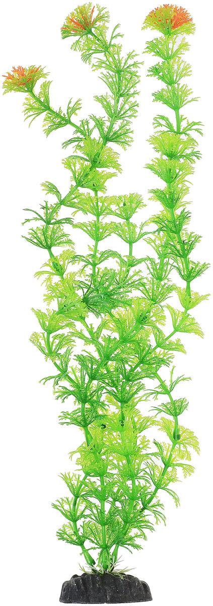 Искусственное растение для аквариума Dezzie, 40 см. 5602083 в москве магазины все для аквариума