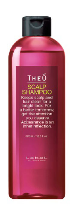 Lebel TheO Scalp Shampoo Многофункциональный шампунь, 600 мл1092лпОбеспечивает эффективное очищение кожи головы Предотвращает выпадение и поредение волос Обладает охлаждающим эффектом Может применяться как гель для душа Подходит для ухода за бородой Имеет благородный парфюмерный ароматСодержит: экстракт морских водорослей, экстракт черного имбиря, экстракт корня бамбука, экстракт ремании, экстракт семян сои, экстракт тамариска, зеленый чай, тимолОбъем: 600 мл