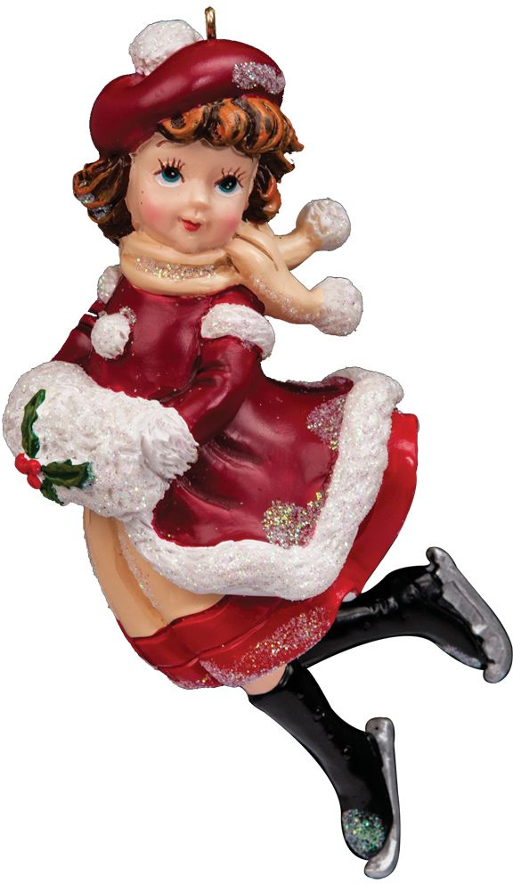 Украшение для интерьера новогоднее Erich Krause Танцы на льду, 10,5 см36453Украшения рождественской тематики в ретро-стиле впервые были представлены нами в 2011 году и сразу метнулись на первые строчки рейтинга. Проверенное годами, это направление не теряет своей актуальности. В Европе данные украшения также пользуются большим спросом. Новогодние украшения всегда несут в себе волшебство и красоту праздника. Создайте в своем доме атмосферу тепла, веселья и радости, украшая его всей семьей.