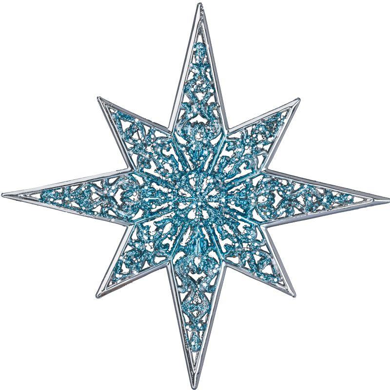 Украшение для интерьера новогоднее Erich Krause Зимняя звезда, 12,5 см38056Украшение в виде звезды привлекает внимание объемом и тонким рельефом. Насыщенный голубой цвет красиво подчеркивают сверкающие блестки. Упаковка - полибэг.
