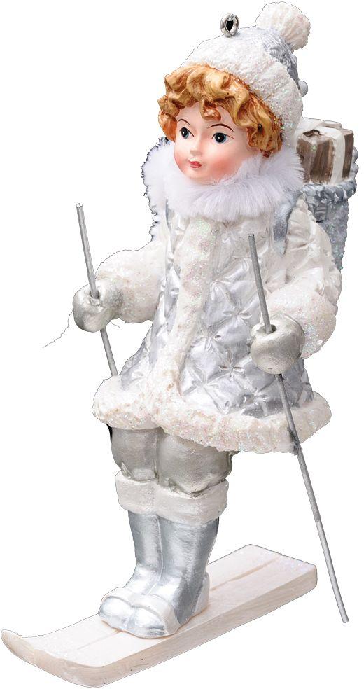 Украшение для интерьера новогоднее Erich Krause Юная лыжница, 11 см38632Украшения рождественской тематики в ретро-стиле впервые были представлены нами в 2011 году и сразу метнулись на первые строчки рейтинга. Проверенное годами, это направление не теряет своей актуальности. В Европе данные украшения также пользуются большим спросом.Новогодние украшения всегда несут в себе волшебство и красоту праздника. Создайте в своем доме атмосферу тепла, веселья и радости, украшая его всей семьей.