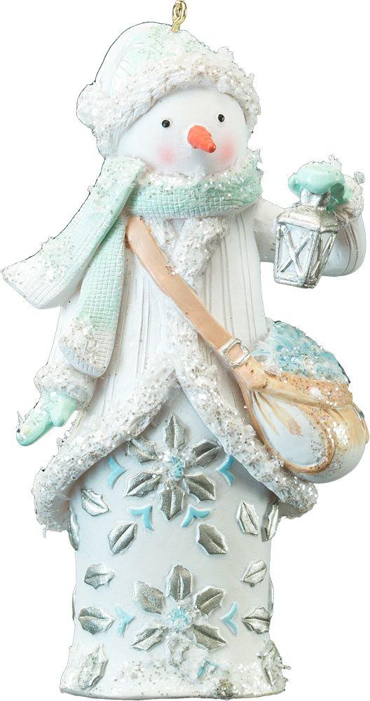 Украшение для интерьера новогоднее Erich Krause Новогодняя сказка, 11 см41169Новогодние украшения всегда несут в себе волшебство и красоту праздника. Создайте в своем доме атмосферу тепла, веселья и радости, украшая его всей семьей. Украшение отличается тонко прорисованными деталями.