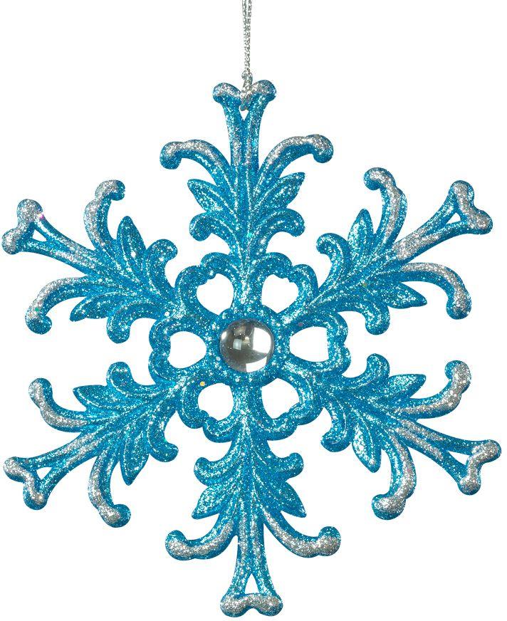 Украшение для интерьера новогоднее Erich Krause Снежинка хрустальная, 12 см41107Яркая снежинка декорирована блестками и большой стразой. Контраст глубокого голубого и серебряного цветов выгодно подчеркивают блестки. Подходит для украшения елки и помещений. Новогодние украшения всегда несут в себе волшебство и красоту праздника. Создайте в своем доме атмосферу тепла, веселья и радости, украшая его всей семьей.