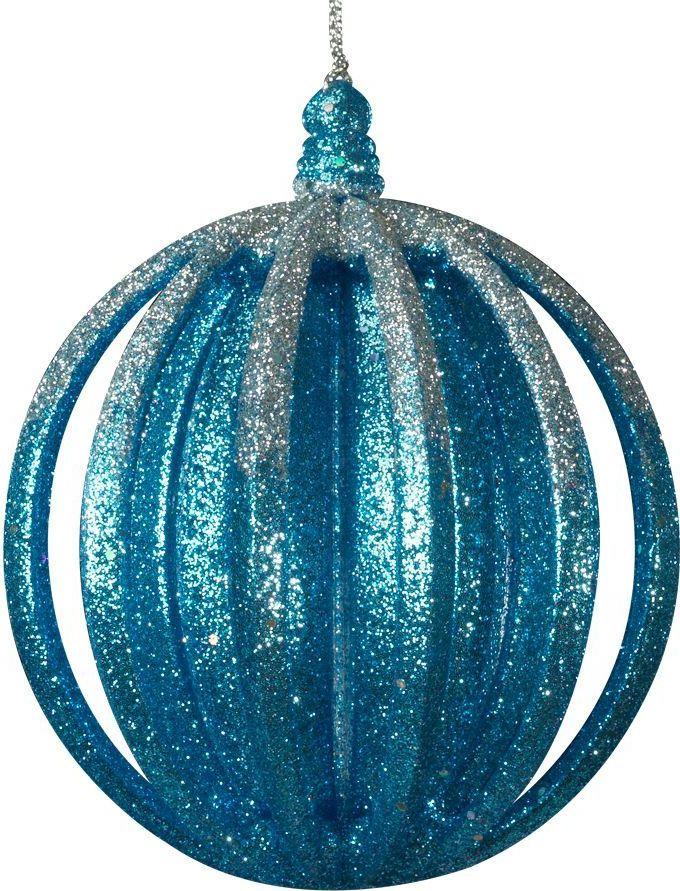 Украшение для интерьера новогоднее Erich Krause Шар Волшебная сфера, 8 см43432Оригинальное украшение выполнено в красивом голубом цвете и нежно припорошено блестками. Необычная конструкция из нескольких слоев добавляет загадочности этому изделию. Достаточно тяжелое. Предпочтительно использовать для искусственных елок или в качестве самостоятельного украшения дома. Упаковка - полибэг.