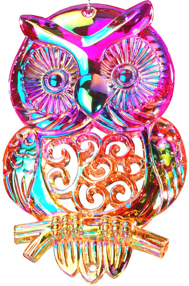 Украшение для интерьера новогоднее Erich Krause Магическая сова, 11 см43473Волшебная сова очаровывает плавным переходом цвета от розового перламутра к оранжевому. При свете гирлянды украшение необычайно мерцает, добавляя в атмосферу загадочности. Упаковка - полибэг.