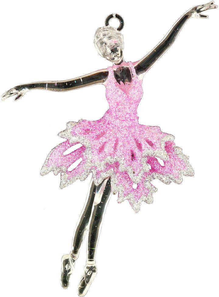 Украшение для интерьера новогоднее Erich Krause Балерина воздушная, 15 см43669Балерина является одним из самых популярных новогодних украшений. Новая модель представлена в прозрачном цвете, благодаря чему лицо более выражено. Платье танцующей балерины выполнено в холодном розовом цвете и деликатно присыпано серебряными блестками.Новогодние украшения всегда несут в себе волшебство и красоту праздника. Создайте в своем доме атмосферу тепла, веселья и радости, украшая его всей семьей.