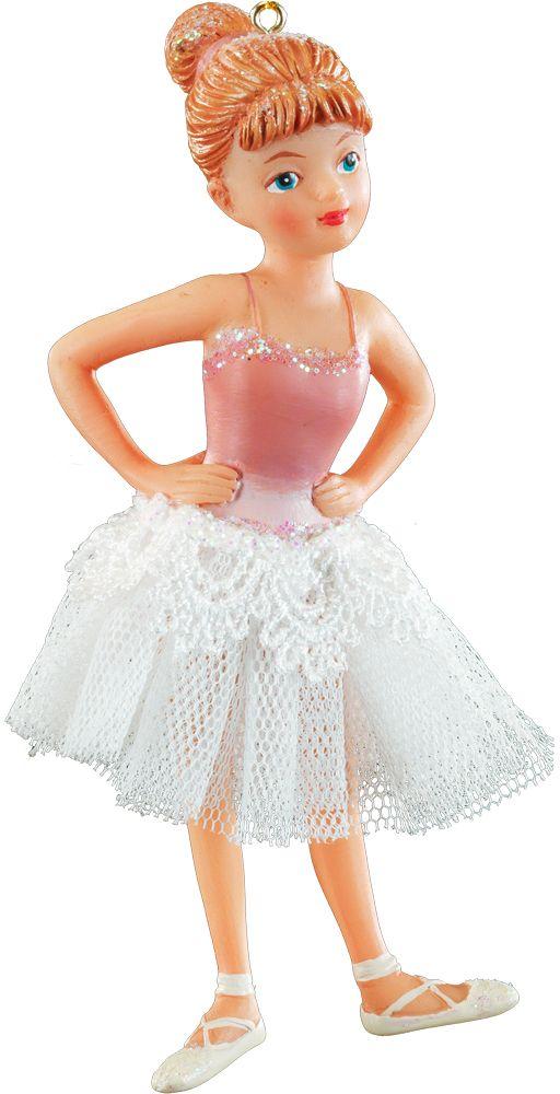 Украшение для интерьера новогоднее Erich Krause Юная танцовщица, 11 см43900Юная балерина очаровывает своим изяществом и воздушной юбкой из парчи. Конечности хрупкие и требуют бережного отношения. Новогодние украшения всегда несут в себе волшебство и красоту праздника. Создайте в своем доме атмосферу тепла, веселья и радости, украшая его всей семьей.