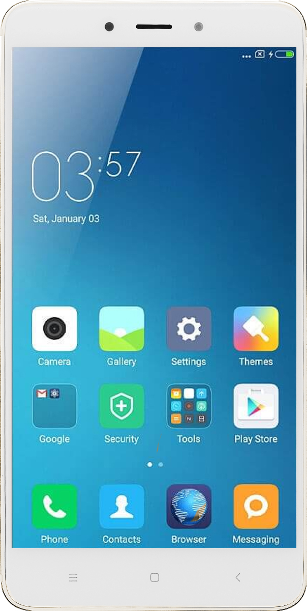 Xiaomi Redmi Note 4 (32GB), Gold - Смартфоны