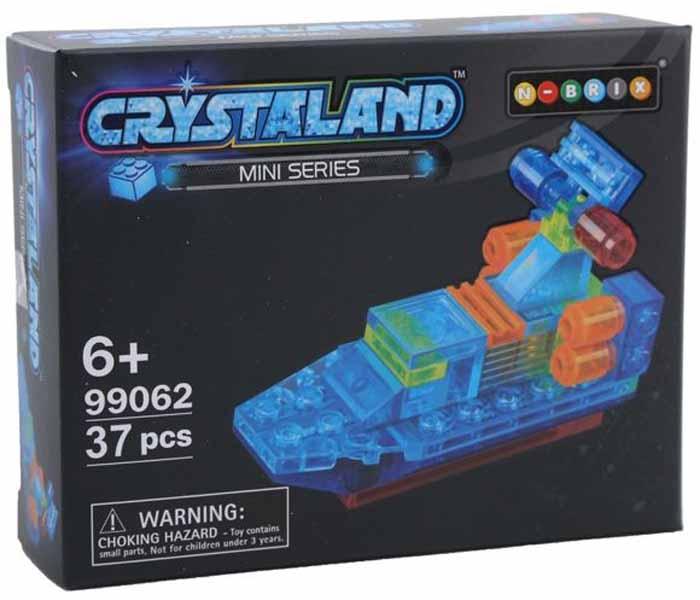 Crystaland Конструктор Патрульный катер