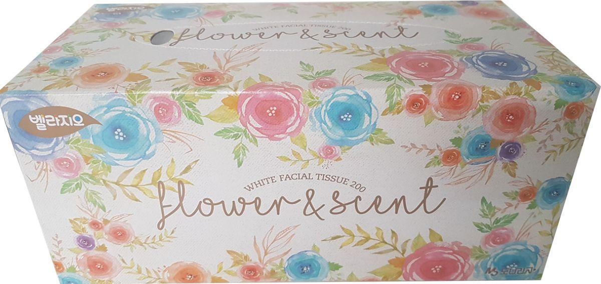 Мягкие бумажные салфетки Bellagio нежно очищают кожу, удобны в  использовании и незаменимы для ежедневного применения