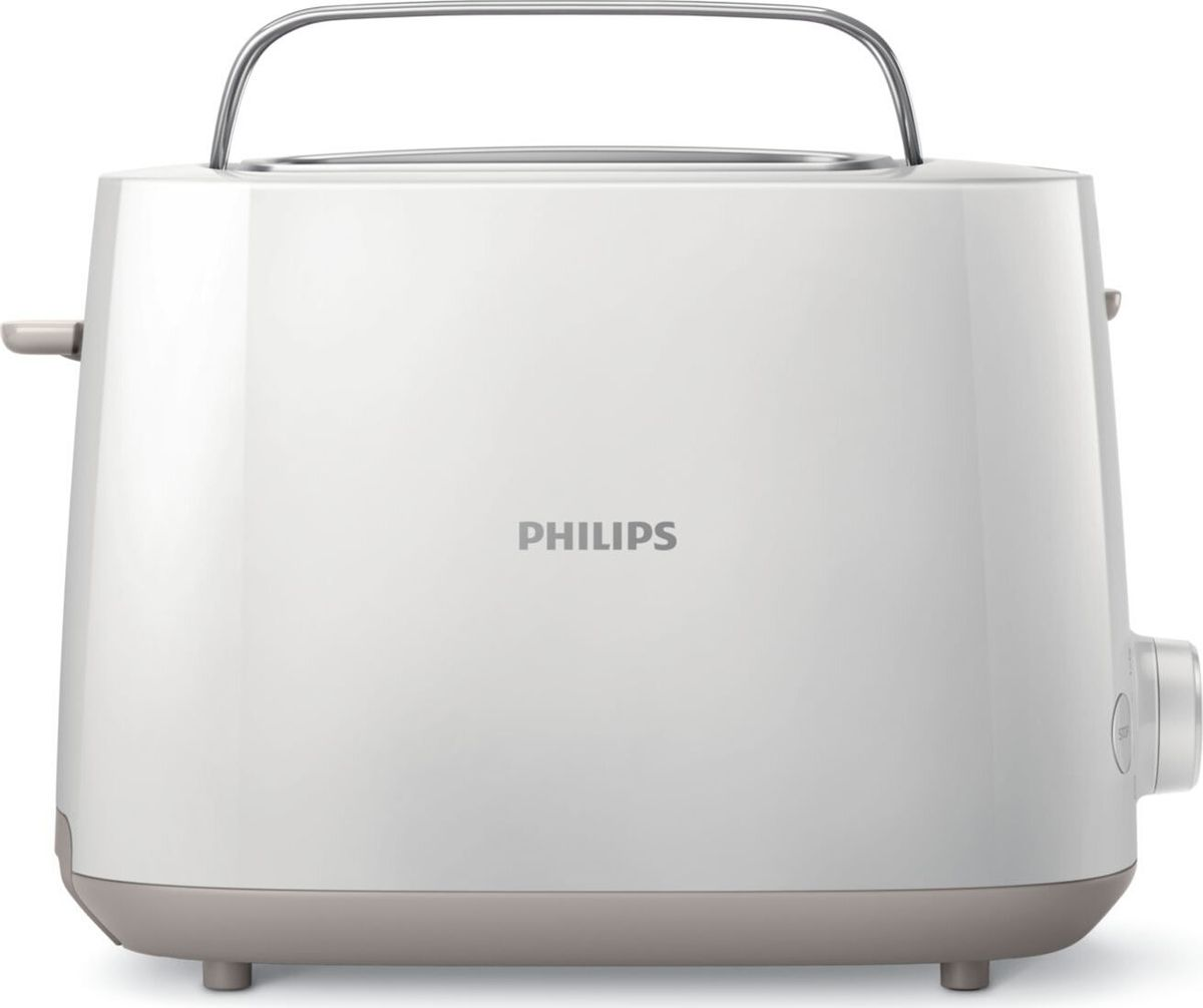 Philips HD2581/00, White тостер тостер philips hd2581 00