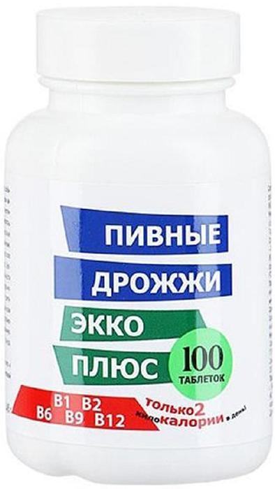 Дрожжи пивные таблетки №100 сайт магазина экко