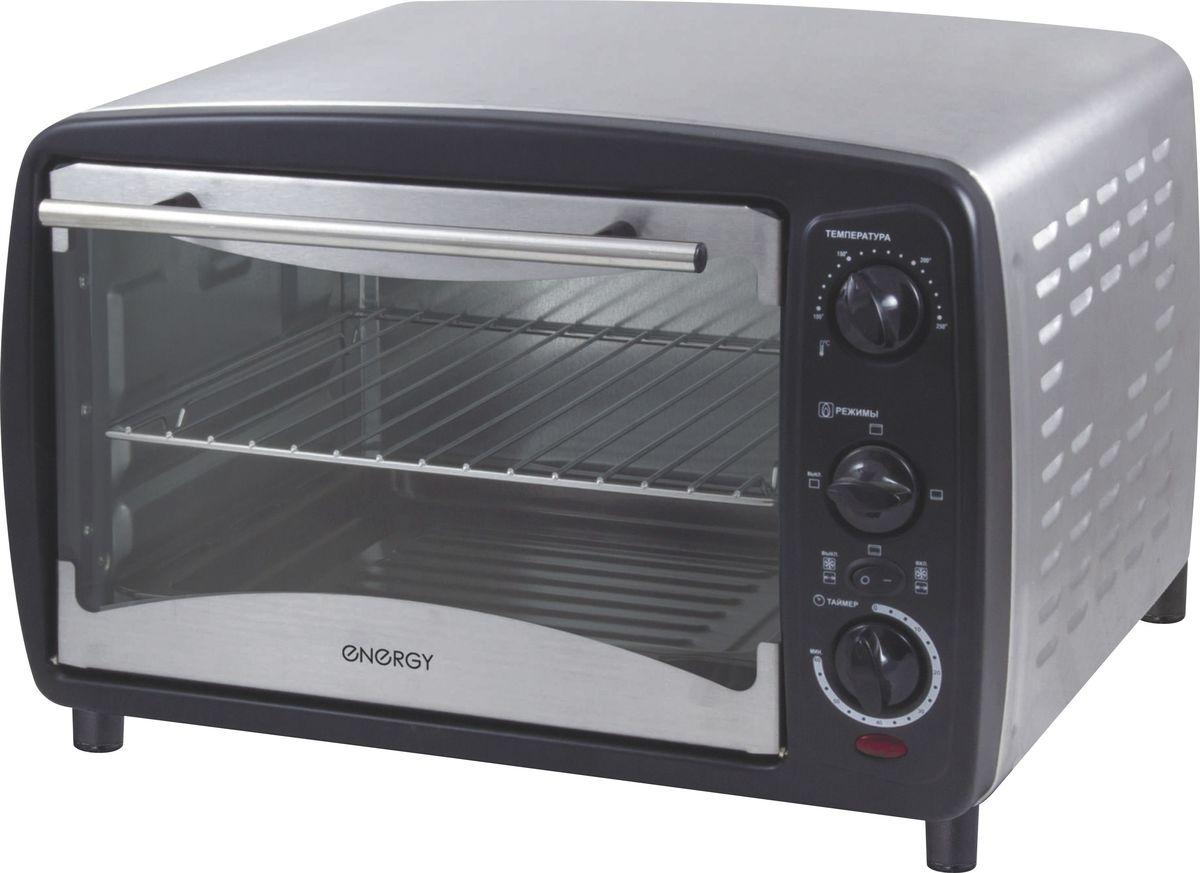 Energy EN-1005, Silver Black мини-печь - Мини-печи