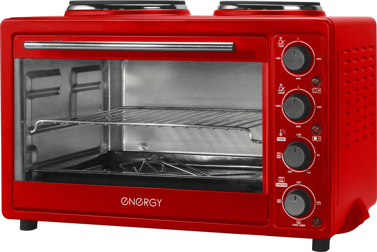 Energy GН30-R, Red мини-печь energy