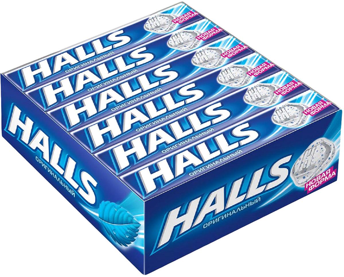 Леденцы Halls оригинальный, 12 упаковок39670Сфера применения: ОториноларингологияПротив гриппа и простуды