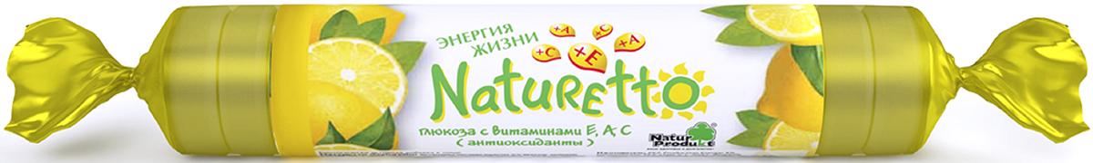 Натуретто витамины-антиоксиданты таблетки жевательные №17 (со вкусом лимона) витамины укрепляющие сосуды