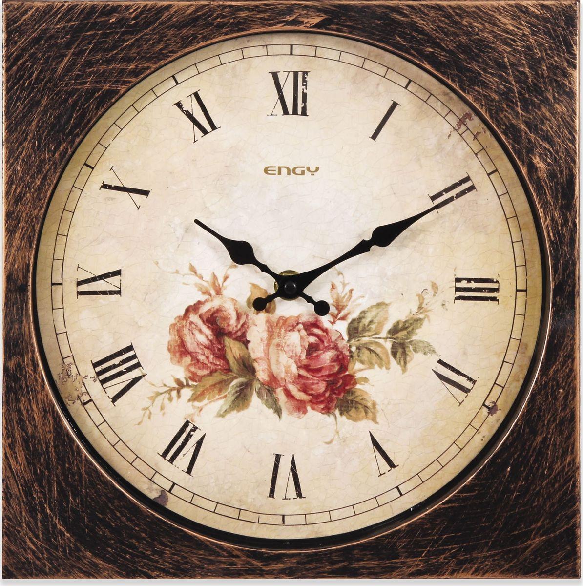 Engy ЕС-21 настенные часы часы настенные
