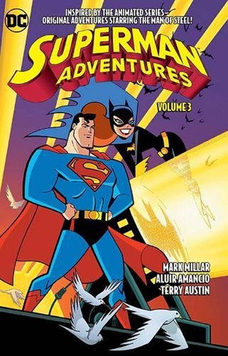 Superman Adventures Vol. 3 crusade vol 3 the master of machines