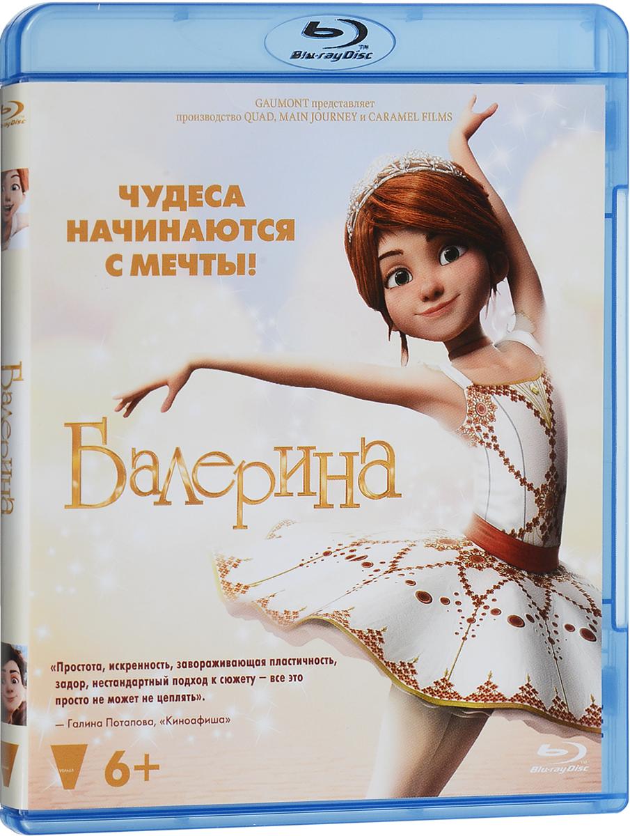 Балерина (Blu-ray) winx club3d волшебное приключение dvd blu ray