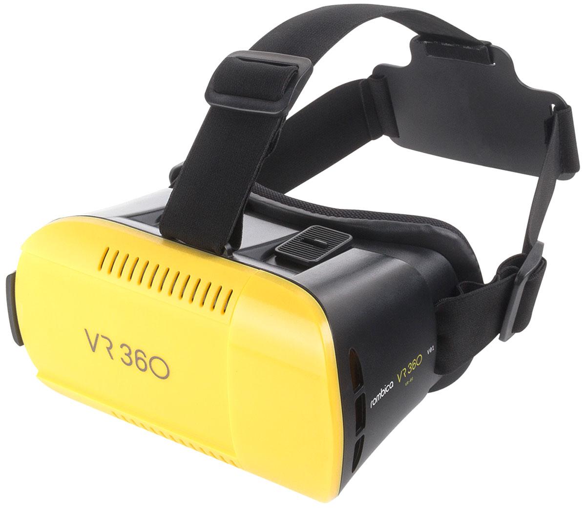 Zakazat.ru Rombica VR1 очки виртуальной реальности