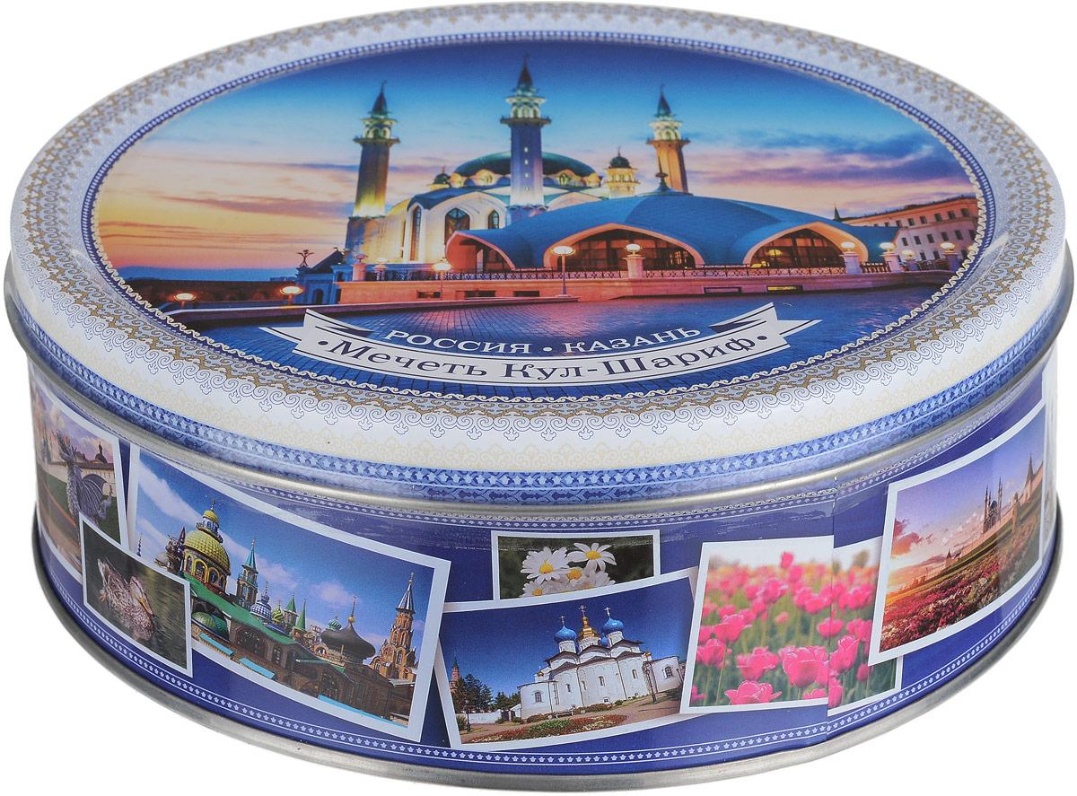 Monte Christo Казань Мечеть Кул-Шариф печенье сдобное, 400 г пазлы cubicfun мечеть кул шариф