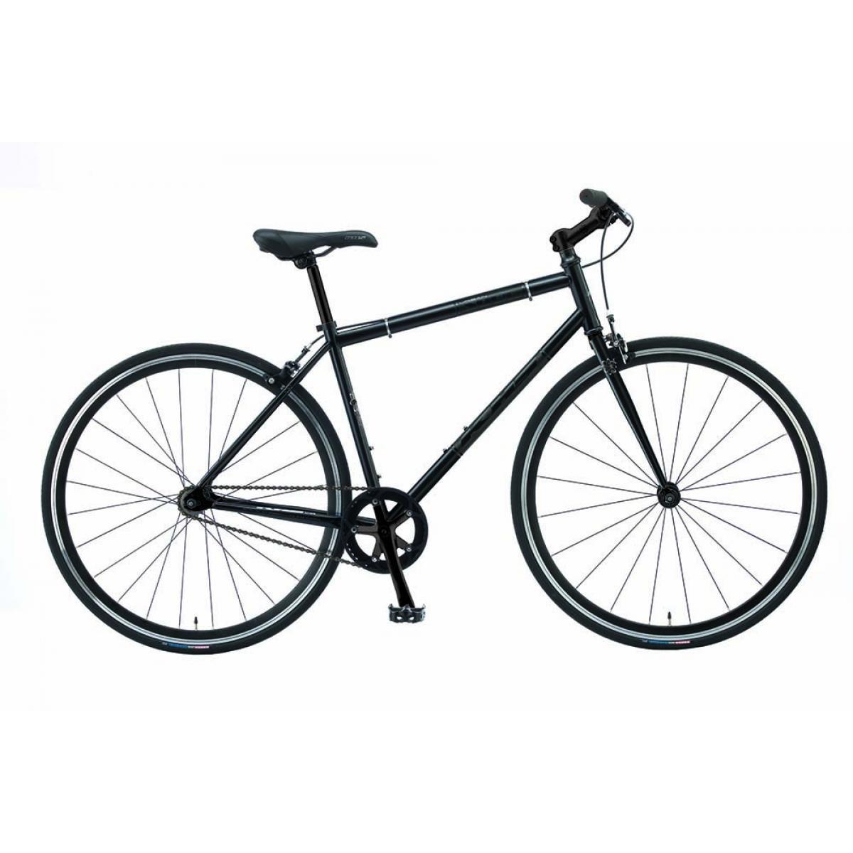 Велосипед городской KHS Urban Soul 2015, цвет: черный, рама 22, колесо 28210406