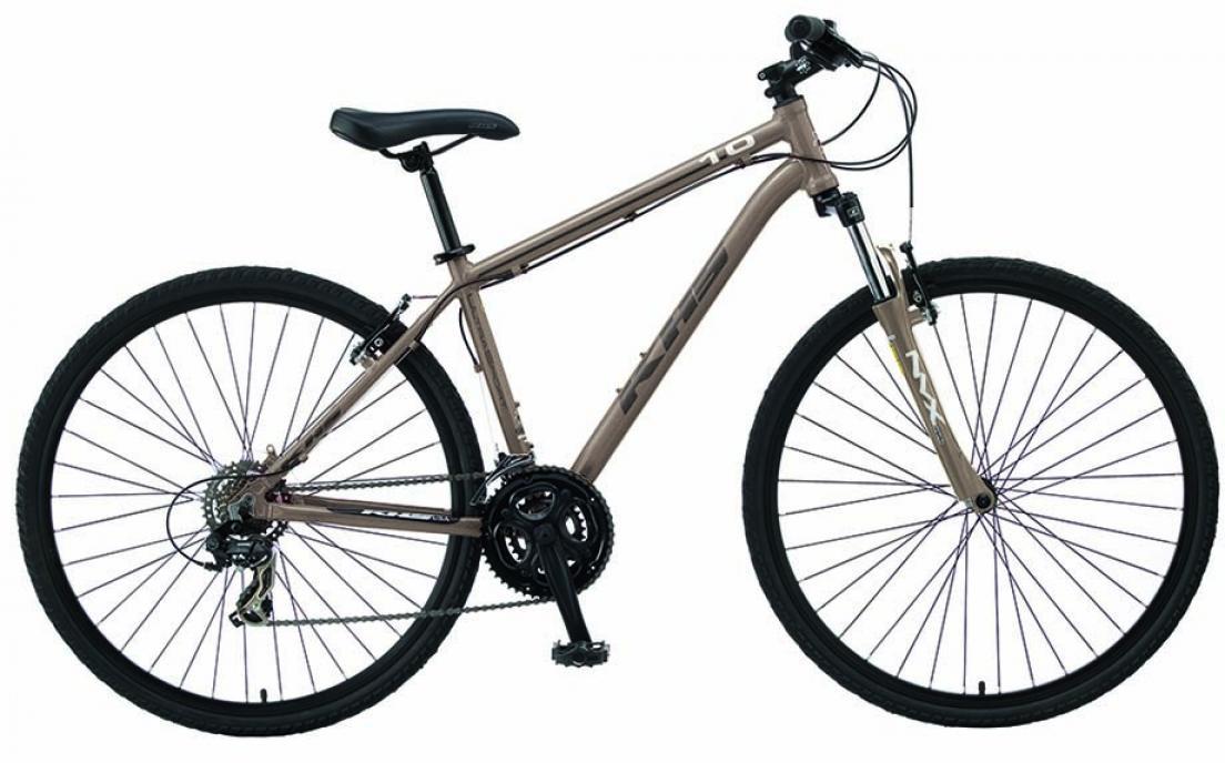 Велосипед городской KHS Ultra Sport 1.0 2015, цвет: серый, рама 14,5, колесо 28210427