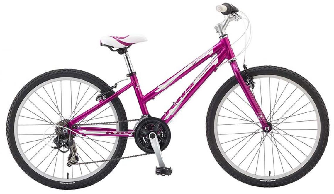 Велосипед детский KHS Syntaur Girl 2015, цвет: розовый, колесо 24210445