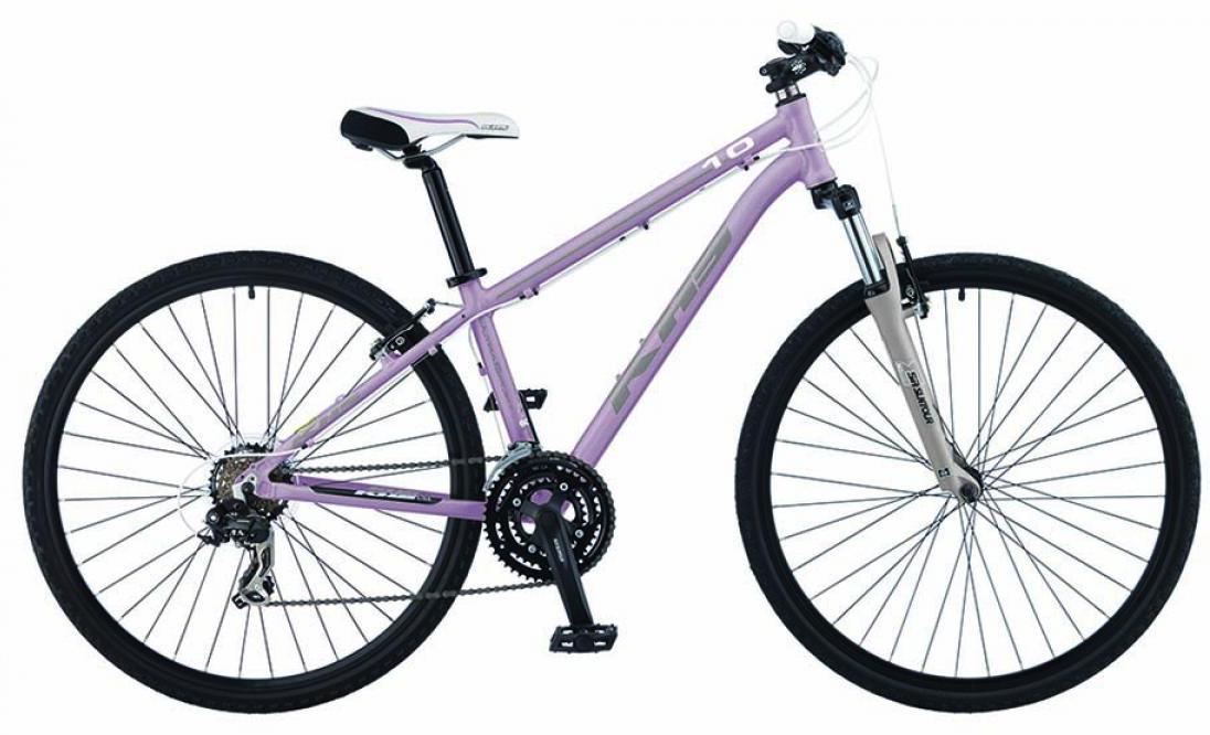Велосипед городской KHS Ultra Sport 1.0 Ladies 2015, цвет: розовый, рама 19, колесо 28210448
